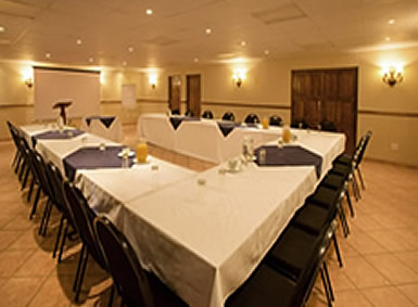 Conference Facilities O R Tambo International Airport