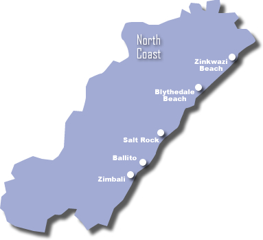 Conference Facilities in the North Coast region of the KwaZulu-Natal Province of South Africa